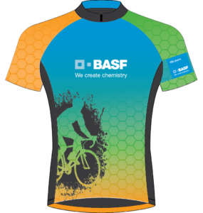 BASF Bike MS Team Kit Concept, 2015