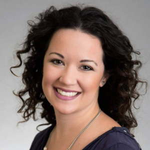 headshot of Judy Marcev of Social Savvy Connect in Covington, LA