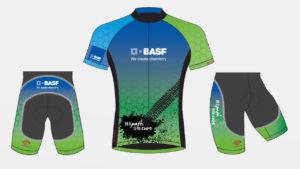 concept for BASF Bike MS Team Kit, 2016
