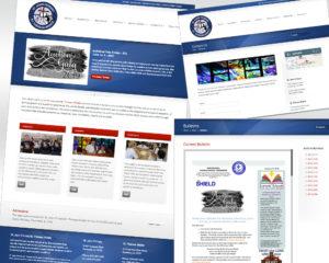 web development private catholic school St. Theresa & St. John Primary